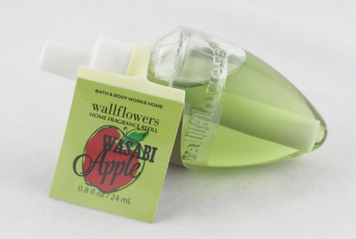 Shop now for Wasabi Apple Wallflower Fragrance Refill Bulb Bath and Body Works