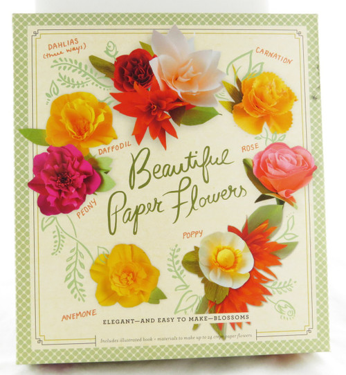 Shop now for Beautiful Flowers Paper Activity Craft Kit