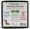 Click here to buy Foldable Fashion Origami Craft Kit Book