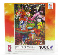 Shop now for Flower Shop Gazebo 1000 piece Jigsaw Puzzle