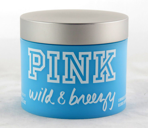 Shop now for this Wild and Breezy PINK Body Butter Victoria's Secret