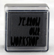 Shop now for Black Pre Inked Stamping Pad from Yellow Owl Workshop!