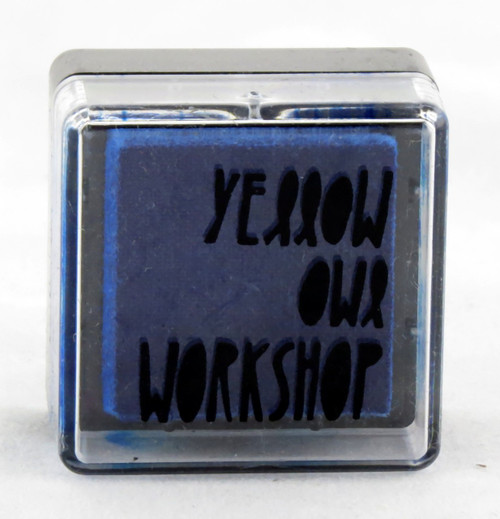 Shop now for Blue Pre Inked Stamp Pad from Yellow Owl Workshop