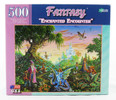 Shop now for Enchanted Encounters Fantasy 500 Piece Jigsaw Puzzle Michael Fischel