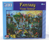 Shop now for Magic Kingdom Fantasy 500 Piece Jigsaw Puzzle