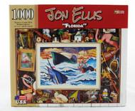 Shop now for Jon Ellis 1000 Piece Florida Jigsaw Puzzle