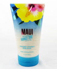 Shop with us now for Maui Mango Surf Crushed Coconut Shell Body Scrub Bath and Body Works