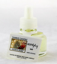 Shop here for North Pole Yankee Candle Scent Plugin Refill Scentplug