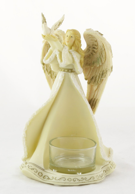 Shop now for Angel Heavenly Collection Yankee Candle Tea Light Holder