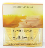 Shop here now for Bath and Body Works Wallflower Fragrance Bulb Refill 2-pack Sunset Beach
