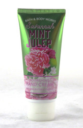 Shop now for Savannah Mint Julep Hand Cream Bath and Body Works Southern Stocking Stuffer