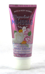 Hurry and click here to buy Mimosas and Magnolias Hand Cream Bath and Body Works