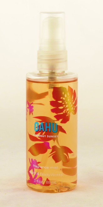 Shop  now for Oahu Coconut Sunset Fragrance Mist Travel Size Bath and Body Works