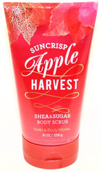 Hurry click here and buy now! Suncrisp Apple Harvest Shea and Sugar Body Scrub Bath and Body Works