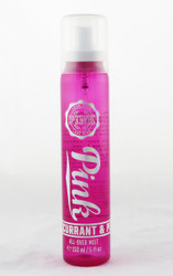 Click here to buy Black Currant Peony PINK All Over Body Mist Victoria's Secret