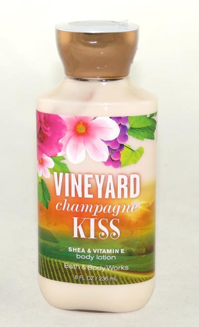 Vineyard Champagne Kiss Body Lotion Bath and Body Works 8oz