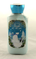Jingle All The Way Body Lotion Bath and Body Works 8oz