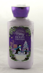 Merry Berry Christmas Body Lotion Bath and Body Works 8oz