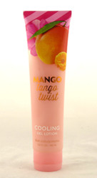Mango Tango Twist Cooling Body Gel Lotion Bath and Body Works 5.6oz