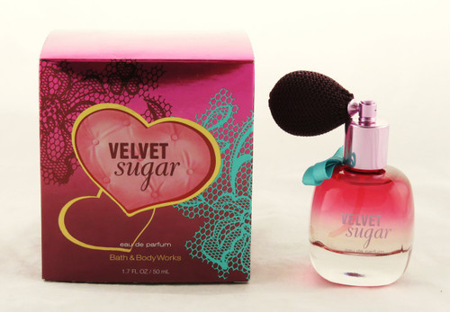 Velvet Sugar Eau de Parfum Bath and Body Works 1.7oz