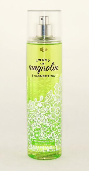 Sweet Magnolia Clementine Fine Fragrance Mist Bath and Body Works 8oz