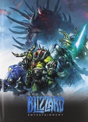 The Art of Blizzard Entertainment Hardcover Collectable Art Book