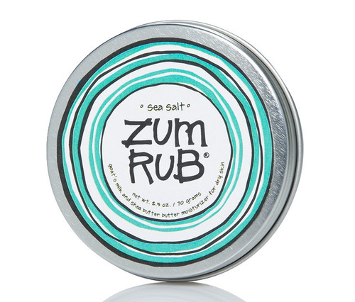 Sea Salt Zum Body Muscle Rub Indigo Wild 2.5oz