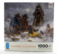 Beans Du Jour 1000 Piece Jigsaw Puzzle Larry Fanning