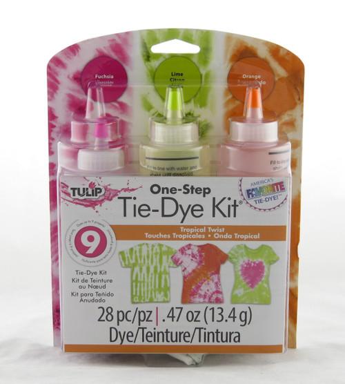 Tropical Twist One Step Tie Dye Kit Tulip