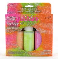 Glitter Neon Tumble Dry Tie Dye Kit