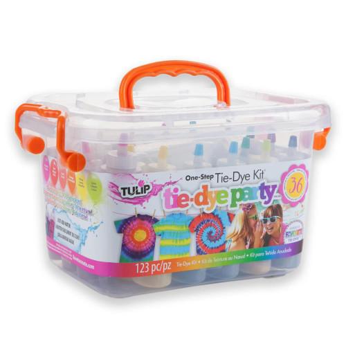 Pool Party Tie Dye Kit Big Party Box Tulip