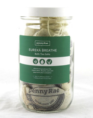Eureka Breathe Bath Tea Salts PennyRae