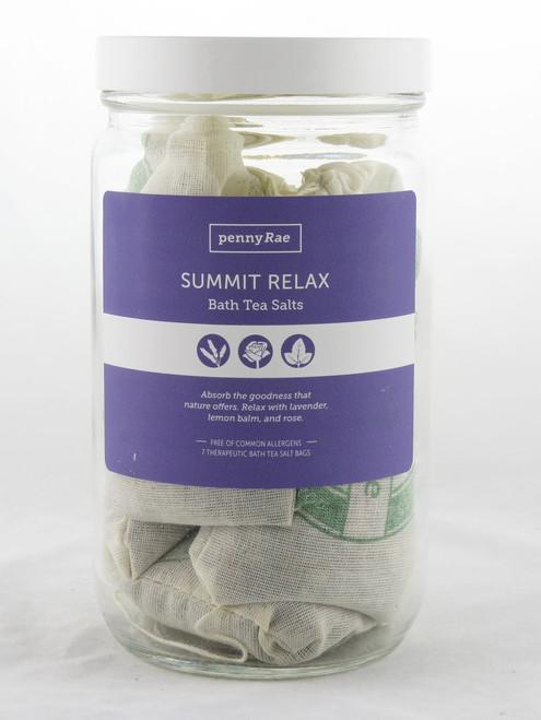 Summit Relax Bath Tea Salts Collection PennyRae