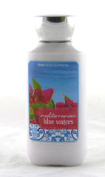 Mediterranean Blue Waters Body Lotion Bath and Body Works 8oz