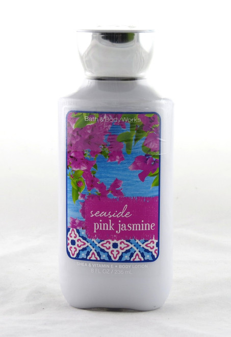 Seaside Pink Jasmine Body Lotion Bath and Body Works 8oz