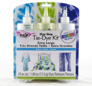 Serene One Step Tie Dye Kit Extra Large Projects Tulip
