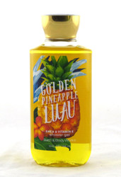 Golden Pineapple Luau Shower Gel Bath and Body Works 10oz