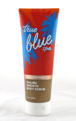 Malibu Smooth Algae Extract Body Scrub True Blue Spa Bath and Body Works 8oz