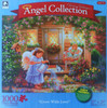 Grow With Love 1000 Piece Jigsaw Puzzle Dona Gelsinger Angel Collection
