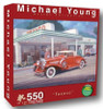 Texaco 550 Piece Jigsaw Puzzle Michael Young