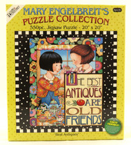 Best Antiques 550 Piece Jigsaw Puzzle Mary Engelbreit