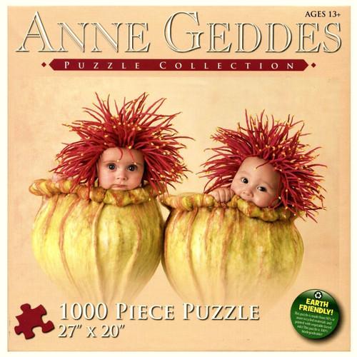 Poppy Babies 1000 Piece Jigsaw Puzzle Anne Geddes