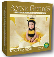 Bumble Bee Baby 1000 Piece Jigsaw Puzzle Anne Geddes