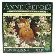 Daisy Chain Baby 1000 Piece Jigsaw Puzzle Anne Geddes