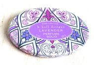 Lavender Solid Perfume K. Hall Design Decorative Tin 1oz