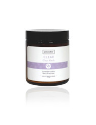 Clear Lavender Tea Tree French Clay Face Mask pennyRae 1.5oz