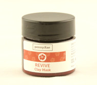Revive Hibiscus Rosewood French Clay Face Mask MINI Travel Size pennyRae