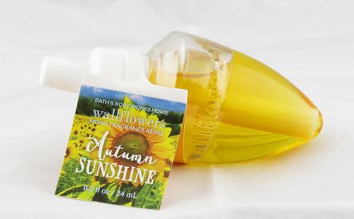 Autumn Sunshine Wallflower Fragrance Bulb Refill Bath and Body Works 0.8oz