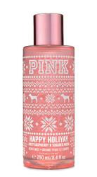 Happy Holiyay PINK Body Mist Victoria's Secret 8.4oz