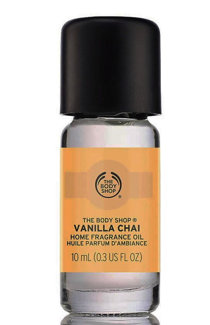 Vanilla Chai Home Fragrance Oil The Body Shop 0.34oz